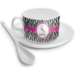 Zebra Tea Cups (Personalized)