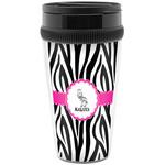 Zebra Travel Mug (Personalized)