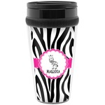 Zebra Travel Mug (Personalized)