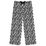 Zebra Womens Pajama Pants (Personalized)