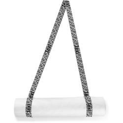 Zebra Yoga Mat Strap (Personalized)
