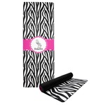 Zebra Yoga Mat (Personalized)