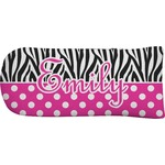 Zebra Print & Polka Dots Putter Cover (Personalized)