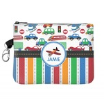 Transportation & Stripes Golf Accessories Bag (Personalized)