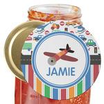 Transportation & Stripes Jar Opener (Personalized)