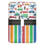 Transportation & Stripes Light Switch Covers - Multiple Toggle Options Available (Personalized)