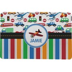 Transportation & Stripes Comfort Mat (Personalized)