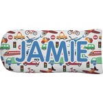 Transportation & Stripes Putter Cover (Personalized)