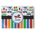 Transportation & Stripes Serving Tray (Personalized)