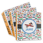 Transportation 3-Ring Binder (Personalized)