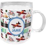 Transportation Acrylic Kids Mug (Personalized)