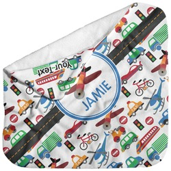 Transportation Baby Hooded Towel (Personalized)