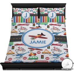 Transportation Duvet Covers (Personalized)
