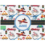 Transportation Placemat (Fabric) (Personalized)