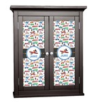Transportation Cabinet Decal - Custom Size (Personalized)