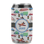 Transportation Can Sleeve (12 oz) (Personalized)