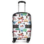 Transportation Suitcase (Personalized)
