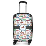 Transportation Suitcase (Personalized)