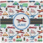 Transportation Ceramic Tile Hot Pad (Personalized)