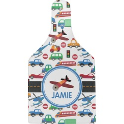 Transportation Cheese Board (Personalized)