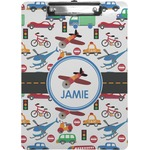 Transportation Clipboard (Personalized)