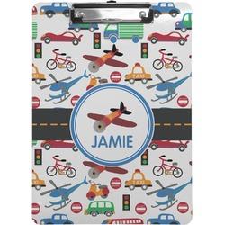 Transportation Clipboard (Personalized)