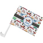 Transportation Car Flag (Personalized)