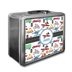 Transportation Lunch Box (Personalized)