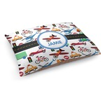 Transportation Dog Bed (Personalized)