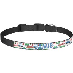 Transportation Dog Collar - Large (Personalized)
