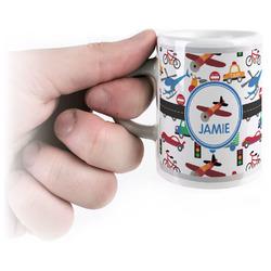 Transportation Espresso Cups (Personalized)