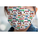 Transportation Face Mask Cover (Personalized)