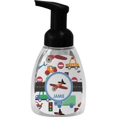 Transportation Foam Soap Dispenser (Personalized)