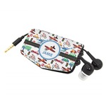 Transportation Genuine Leather Cord Wrap (Personalized)