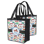 Transportation Grocery Bag (Personalized)