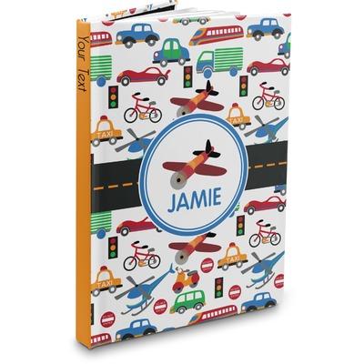 Transportation Hardbound Journal (Personalized)