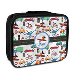 Transportation Insulated Lunch Bag (Personalized)