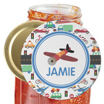 Transportation Jar Opener (Personalized)