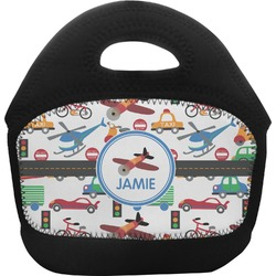 Transportation Toddler Lunch Tote (Personalized)