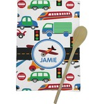 Transportation Kitchen Towel - Full Print (Personalized)