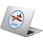 Transportation Laptop Decal (Personalized)