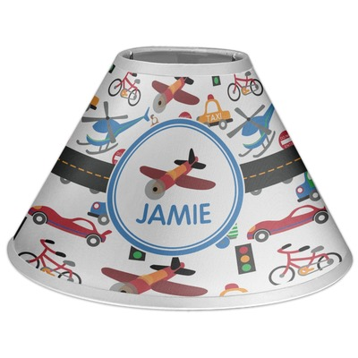 Transportation Coolie Lamp Shade (Personalized)