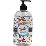 Transportation Plastic Soap / Lotion Dispenser (Personalized)
