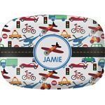 Transportation Melamine Platter (Personalized)