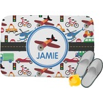 Transportation Memory Foam Bath Mat (Personalized)