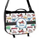 Transportation Messenger Bag (Personalized)