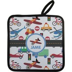 Transportation Pot Holder (Personalized)