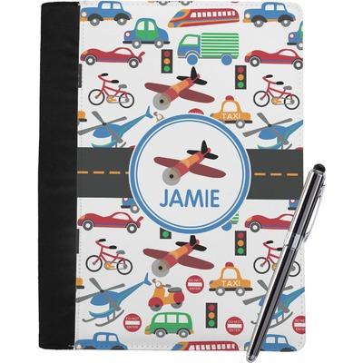 Transportation Notebook Padfolio (Personalized)