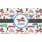 Transportation Bath Mat (Personalized)