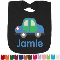 Transportation Bib - Select Color (Personalized)